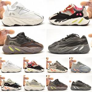 Blush Desert Rat Infant 700 Runners kids Running shoes Utility Black Baby boy& girl Toddler Youth trainers Children sneakers
