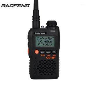 2pcs Baofeng UV-3R Walkie Talkie Mini Deux voies radio UV-3R Portable Walkie Walkie Talkie Baofeng Marque originale Chasse Ham Ham Radios1