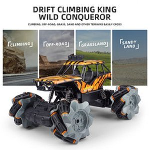 Stunt climbing car remote control car for child electric toy kid gift 02