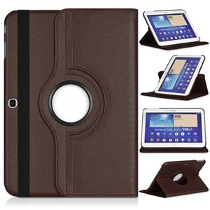 Magnetic Case for Samsung Galaxy TAB 3 10.1 GT-P5200 Folio Pu Leather Cover Tab 3 10.1 P5200 P5210 P5220 Stand Smart Tablet Capa