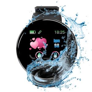 Onuemp 2020 New Arrivals Best Cheap Smartwatch Band Mujer Reloj Inteligente Waterproof D18 Android Bracelet Smart Watch