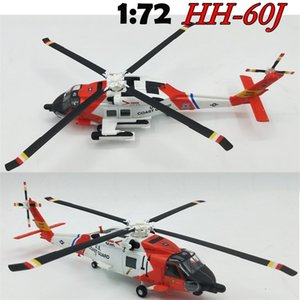 1:72 Hh-60j rescue helicopter model in the United States Indian squadron Small hand products 36925 LJ200930