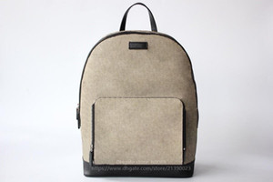 TOP fashion hot sale high-quality leather luxury bag best-selling men and women backpack 406370 31.5..41..14.5cm free shipping