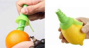 Accessories Creative Lemon Sprayer Fruit Juice Citrus Lime Juicer Spritzer Kitchen Gadgets Goods For The Kitchen jllCiJu home003