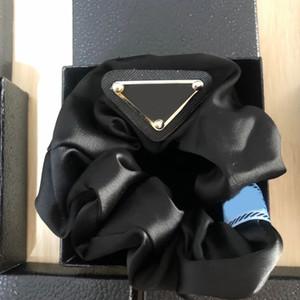 حار بيع النساء مثلث الشعر العلاقات متعدد الألوان leatherriang إلكتروني مطاطا الشعر الفرقة الأزياء اكسسوارات للشعر لحزب هدية