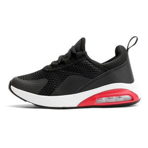 Kids Running Shoes Comfortable Air Cushioning Sneakers Children Casual Walking Footwear Sports Toddler Boys Shoes 270 Enfant Y201028