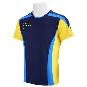 Xiom Table Tennis Clothes For Men Clothing T-shirt Short Sleeved Shirt Ping Pong Jersey Sport Jerseys Ma Long Style Q1201