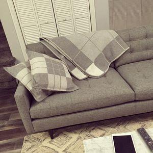 Ретро оранжевый флис бросать накидку одеяло толстые домашний диван горячие продажи классика черный хаки серый военно-морской флот большой размер 135 * 165см бросить одеяло