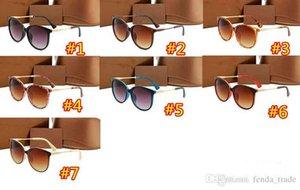 Gafas de sol de las mujeres de lujo Gran Marco de la marca de la marca Gafas de sol UV Protección de sol Gafas de sol Estilo de verano Calidad superior Visos de visor de exteriores