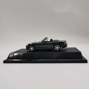 1:43 Scale Metal Alloy Mazda MX-5 Sports Car Auto Model Car Alloy Diecast Toy Vehicle Car Model Collectable Z1124