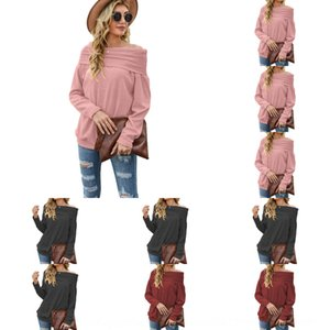 cT4H womens summer solid fashion two piece print 2 color letter tracksuits Outfits long sleeve T-shirt mini shorts sweatsuits jogger plus si