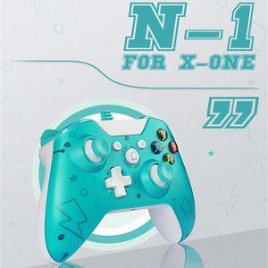 Проводной N-1 Xbox One Game PagePad Precise Thumb Joystick GamePad Подходит для Xbox One HSX Console Host с розничной коробкой DHL