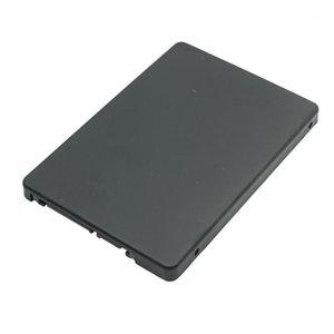 """1.8 """"Micro SATA 16PIN SSD a 2.5"""" SATA 22PIN 7 + 15 Caja de la caja del disco duro1"""