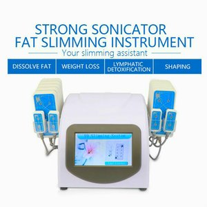 Portable Home Lipolaser Professional Slimming Machine 10 largepads 4 smallpad Lipo Laser Beauty Equipment Device for Weight Reduce