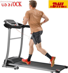 US STOCK Treadmilles GT Easy Assembly Folding Electric Treadmill Motorized Running Machine Fitness Equipments MS191082AAN