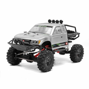 RTROWN REMO HABBY 1093-ST 1/10 2.4G 4WD A prueba de agua RC RC Coche Off-Road Rock Crawler Trail Rigs Truck Rtr Toy Y200413