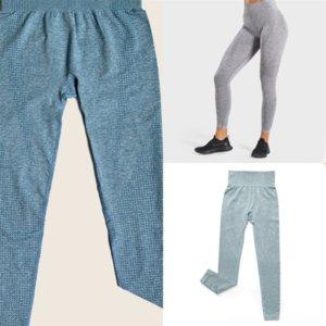 N9SN donna colorata stampata a vita alta a tenuta stretta pantalone yoga per donna fitness yoga pantaloni petite forti elasticità bodybuilding durevole