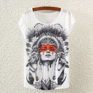 2019 Brand New Fashion Summer Animal Cat Print Shirt O Neck Short Sleeve T Shirt Women Tops White T shirt