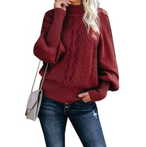 Women sweaters Brand designer cardigan Sweater female new autumn and winter outside wear bottom unlined upper womens sweaters