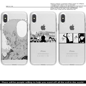 Naruto mobile phone case cartoon for Apple Huawei vivo millet Samsung oppo transparent