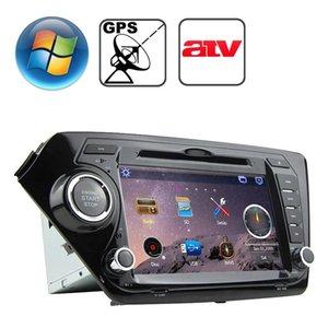 Rungrace 80 pollici Windows CE 60 TFT schermo in-Dash Car DVD Player per KIA K2 con Bluetooth GPS RDS ATV