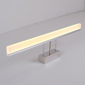 Wall Lamp 12W 16W 22W 85-265V Led Mirror Light Waterproof LED Tube Modern Acrylic Wall Light Bathroom Lighting