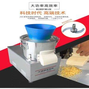 2020 novo triturador vegetal elétrico de aço inoxidável / triturador de salada de frutas / triturador vegetal e máquina de enchimento vegetal