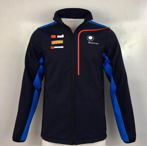 Men's 2020 New Cycling Jersey Sweater Motorcycle Racing Giacca Giacca Giacca Giacca all'aperto Giacca a maniche lunghe
