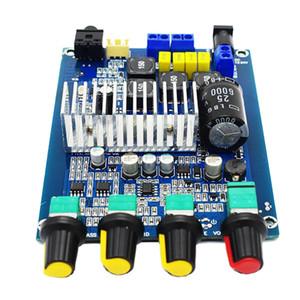 5.0 Bluetooth-Verstärkerplatine TPA3166D2 Bluetooth-Audio-Leistungsverstärkerplatine 50W + 50W Dual-Kanal DC 12-24V