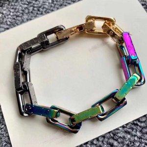2019 Fashion Brand Womans Bececelets Pour Femmes Ensembles Bracelets Alliage Slake avec boucle en alliage Fashion Nature Bijoux avec boîte Aime9a