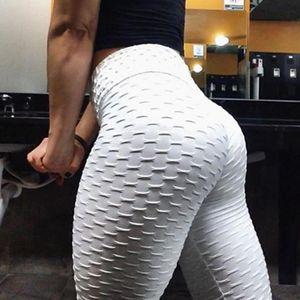 Anti Leggings Women's Clothing Push Cellulite Legging Up Fitness Black Leggins Sexy High Waist Legins Workout Plus Size XH40GW