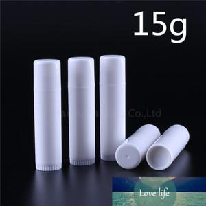 6pcs 15g Batom Lip Balm tubo recipientes vazios recipientes cosméticos Loção Container Glue Stick 15ml Bottle viagem Limpar