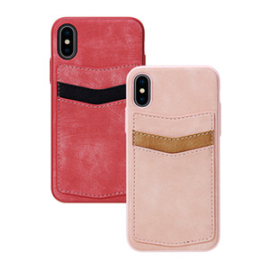 Trade Assurance phone accessories case mobile phone shell with card holder