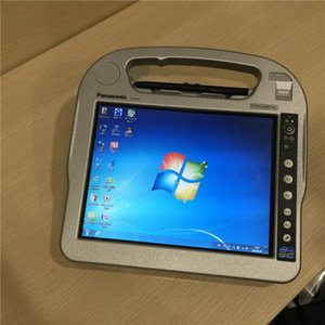 big Promotion Top-rated High Quality Toughbook CF H2 Lapotp CF-H2 tablet I5 4G ram with 500G ssd for mb star c4 c5 c6 odis well