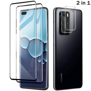 Tempered Glass for Huawei P30 P40 Pro Lite Camera Lens Screen Protector Film for Huawei Y9 Prime 2019 P Smart Z