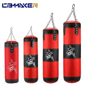 Professional Boxing Punching Bag Training Fitness With Hanging Kick Sandbag adults Gym Exercise empty-Heavy boxing bag1