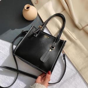 PU Leather Crossbody Bag Women Fashion Casual Ladies Top-handle Handbag Female Shoulder Bags Trunks