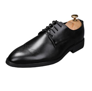 Nuovo elenco uomini Dress Shoes Dancing Party Shoes Shoes Groom Shoes Dimensione grande: US 6.5-10 627