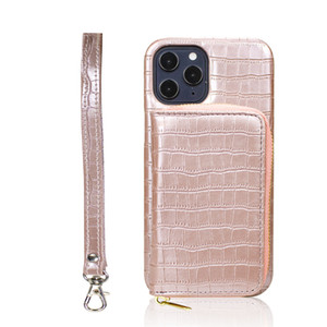 Factory Price Leather wallet Phone Cover For iPhone 12 Pro Max With Magnetic Full Corner Protection With Holder Case And Wallet Saparetation