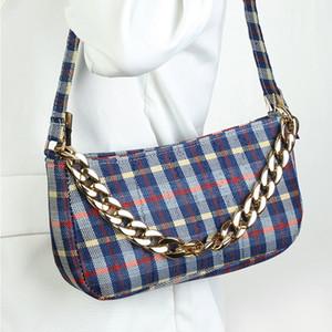 Fashion baguette Zipper bags Luxury Designer Handbags for women Women Small Baguette Shoulder Bag Lady Vintage Messenger Bag