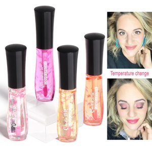 Color Change Lip Glaze Long Lasting Moisturizing Waterproof Lipstick Portable Nourish Lip Gloss Care Lips Tint Cosmetics