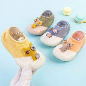 Lovely Cartoon Baby Socks Boat Socks Cotton Baby Toddler Floor Infant Anti-slip Girls Boys Soft All seasons New