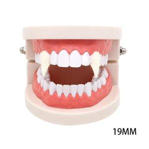 Косплей Halloween Denture Dentrece Zombie Vampire зубы Ghost демон Houndstooth оборотня зубы коробки упаковывают подарок реквизит костюм вечеринка детская игрушка