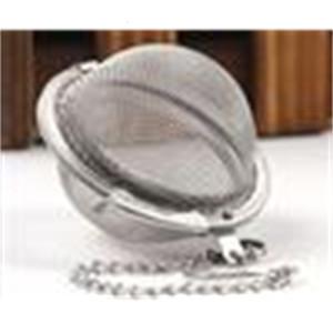 100pc chaud acier inoxydable thé Pot Pot d'infuser Sphere Sphere Mesh Filmeur de thé Livraison Gratuite