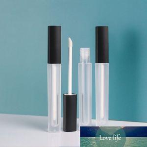 4.5ml Transparent Lipstick Tubes Square Slim Matte Lip Gloss Tubes DIY Lip Bottle Empty Cosmetic Container Tool Makeup Organizer