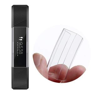 Custodia TPU per Fitbit Alta / Fitbit ACE Coperchio protettivo Pellicola protettiva a schermo intero Shell per Fitbit Alta / Fitbit Ace SmartWatch Frame Bumper