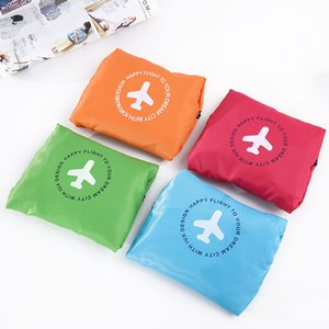 Travel folded portable Pouches waterproof storage bag Wholesale laptop luggage large capacity travel clothing orgnizer travel package plane