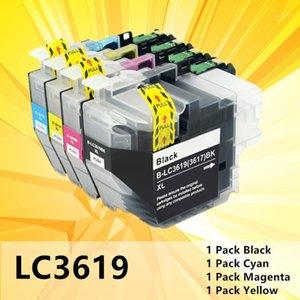 Ink Cartridges LC3619 LC3617 LC3619XL Cartridge MFC-J2330DW MFC-J2730DW MFC-J3530DW MFCJ-3930DW Printer XL1