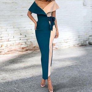 Newest Style Summer Dress 2019 Sexy Bodycon Long Dress Party Formal Wedding Robe Femme Plus Size Vestidos De Festa
