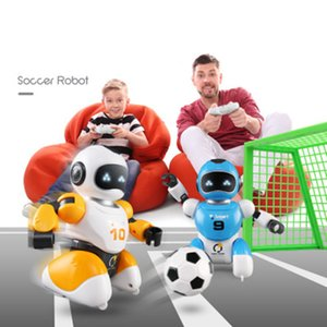 Yingjia intelligent remote control soccer robot fun toys electric singing and dancing simulation robot educational toys